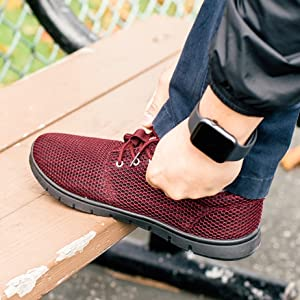 mens mesh sneakers tennis shoes