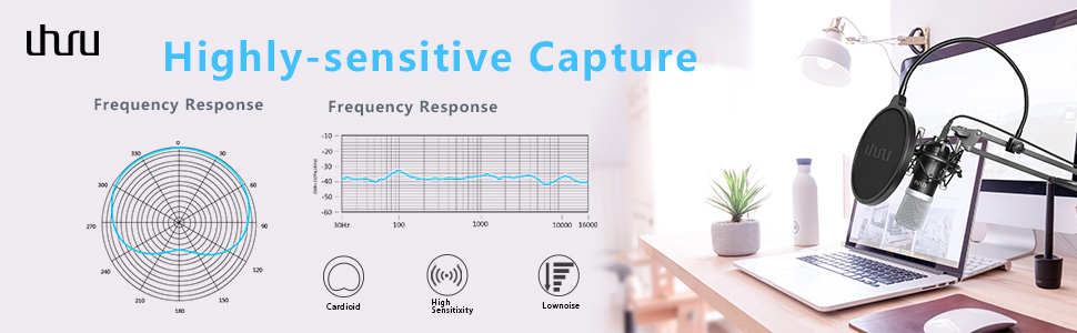 high sensitive capture