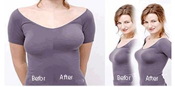 invisible bra