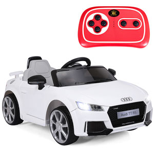 KIDS RIDE ON AUDI TT RS 17569P-7 REPLACEMENT STEERING WHEEL NEW FAST//FREE SHIP