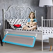 Amazon.com: Costzon - Protector de cama doble para niños ...