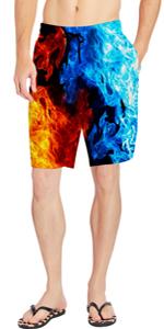 men's swim trunks