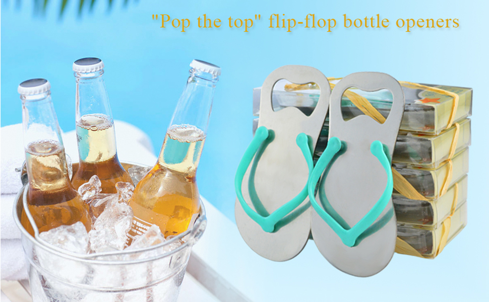 c2310b13eedb5f Marrywindix Flip-flop Bottle Opener--Summer Essential Tools With  Good-looking Appearance