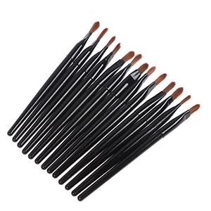 Small travel size lip brush