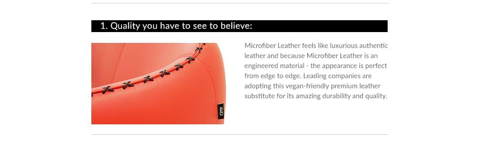 microfiber leather furniture, vegan leather furniture