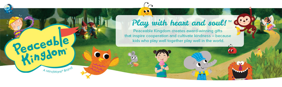 Peaceable Kingdom gifts and games