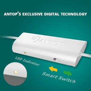 Amazon Com Antop At 402b Flat Panel Smartpass Amplified