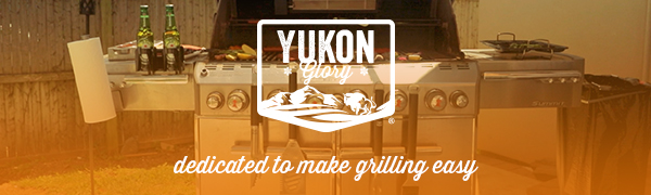 Amazon.com: Yukon Glory Premium - Parrilla para barbacoa ...