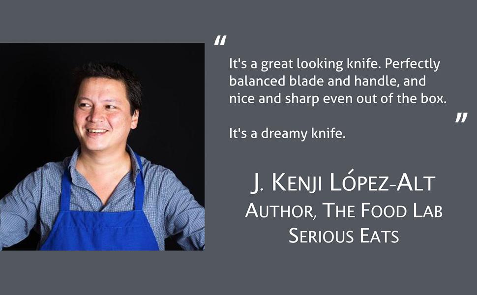 kenji lopez-alt serious eats chef knife review vg-10 balance blade beauty