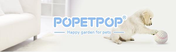 POPETPOP dog ball