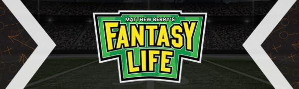 e1c191c2 Amazon.com: Fantasy Life - Matthew Berry's Blessed By The Fantasy ...
