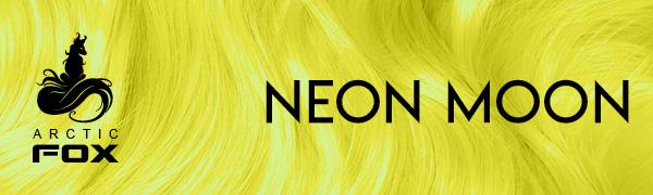 neon moon, color header
