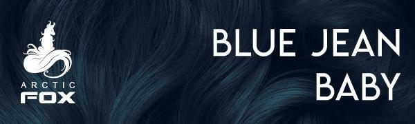 blue jean baby, color header