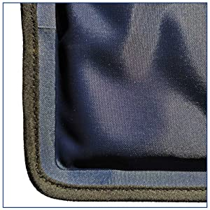 close up of seams