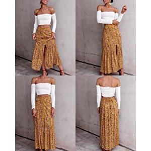 split skirt slit