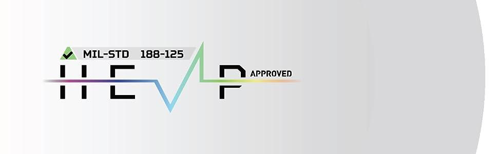 Mission Darkness HEMP EMP MIL-STD 188-125 Approved