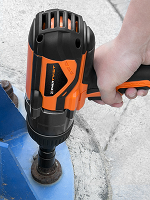 Impact wrench corded
