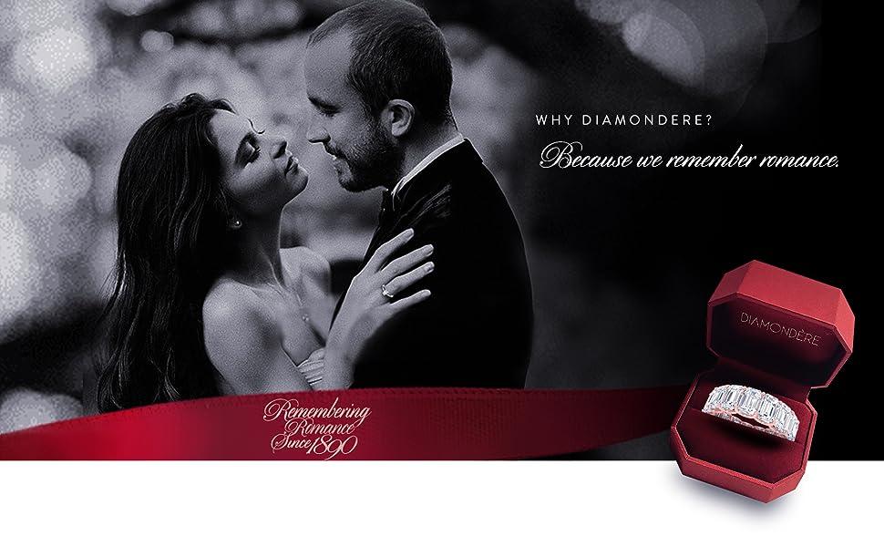 DIAMONDERE custom fine jewelry