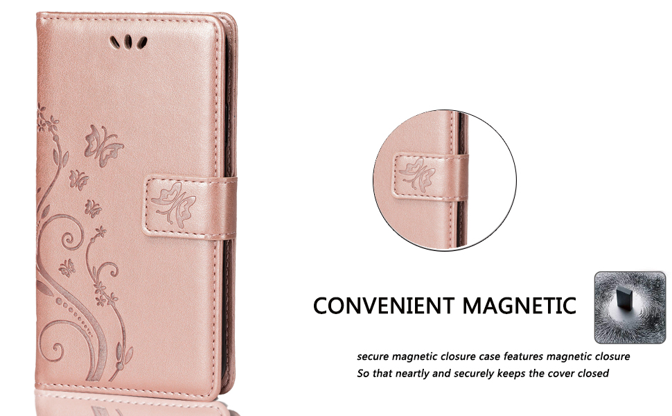 with strong magnetic on this cases
