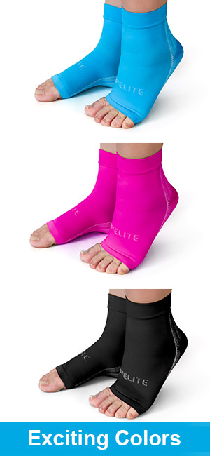 d1e5b5efba Amazon.com: 1st Elite X-Sleeves- Compression Socks Women - Highest ...