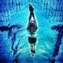 Pool Rope Image of swimmer in pool polypro cord floats and is waterproof perfect for water marine