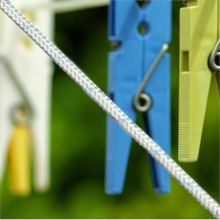 polyester clothesline clothespins