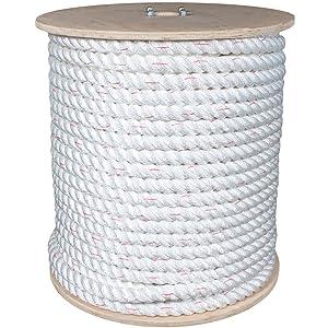 poly dacron rope golberg