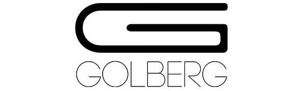 Golberg Logo Brand Company Image Title Black G With Business Name Underneath Picture Outdoor Bunker