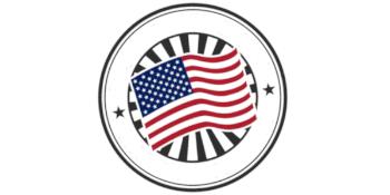 usa america stamp flag