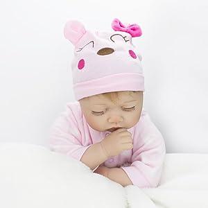 sleeping baby dolls