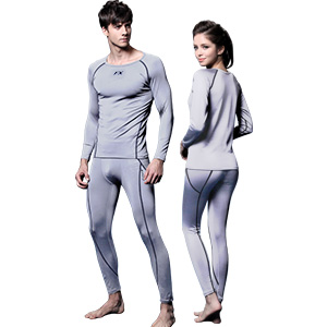 compression underwear grey