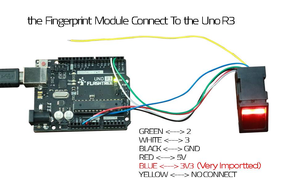 connect arduino uno r3