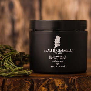 Men's Face Mask by Beau Brummell