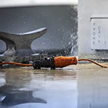 Use your tools on almost any weather condition without risking your tools family or pets