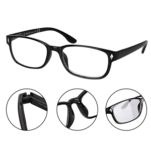 2fc967f332 Amazon.com  K KENZHOU 4 Pack Reading Glasses for Men   Women ...