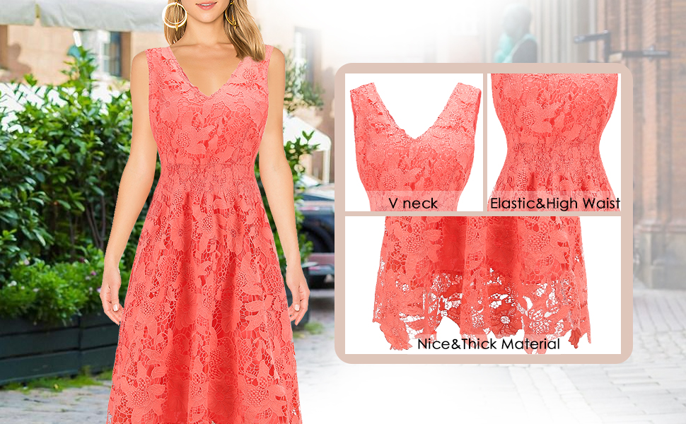 dresses for wedding party women lace dresses for women plus size red lace dress