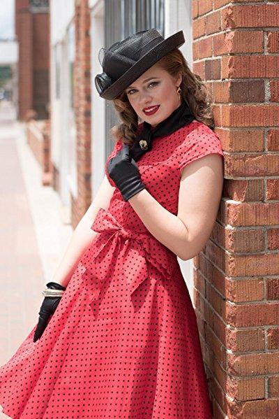 Amazon.com: Dressystar Women Vintage 1950s Retro