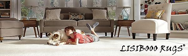 LISIBOOO RUG FOR KIDS