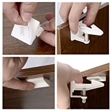 easy installation locks