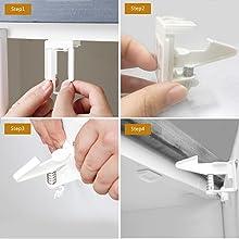 use installation template install locks