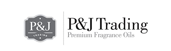 P&J Trading Premium Fragrance Oils Logo