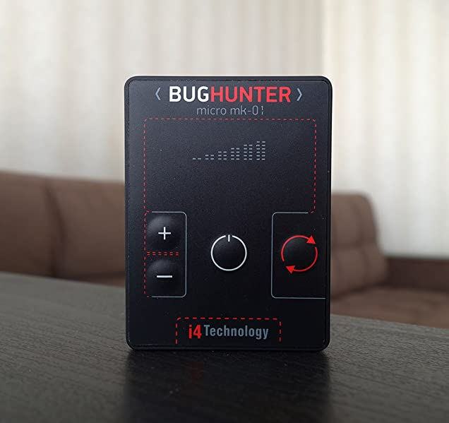Unique Bug Detecor Bug Hunter Micro New Model 2017