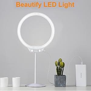 Zomei Beauty LED Light