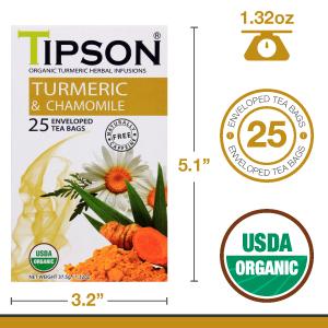 decaffeinated teas johns wort dried extract support diente leon probiotic turmerics citrus stress