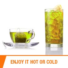 hot tea, iced tea, caffeine-free, soothing, night, day