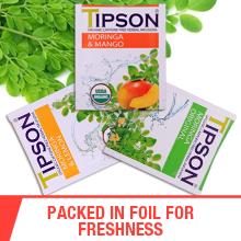 foil, fresh, envelope, healthful nutrients