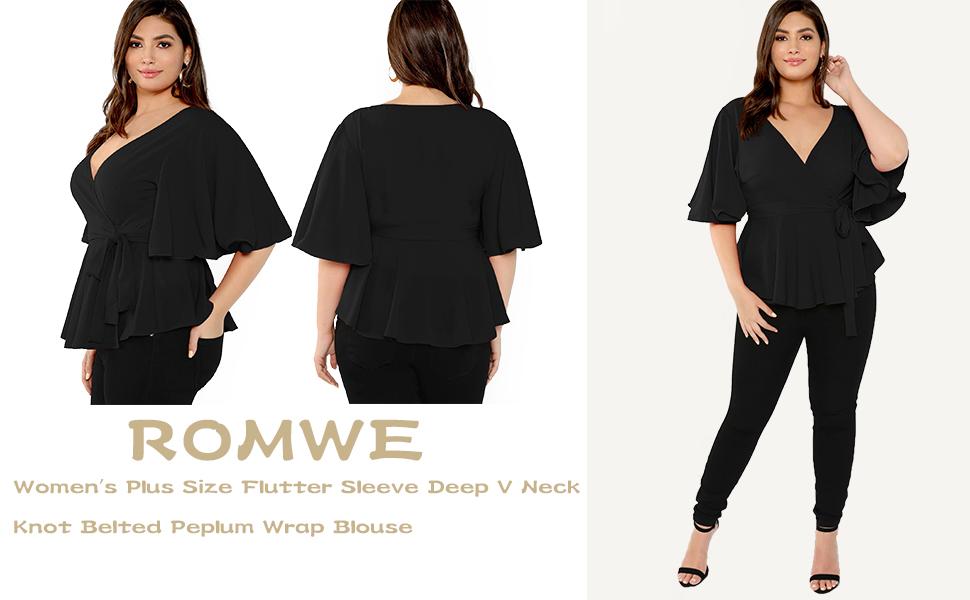 women casual blouse