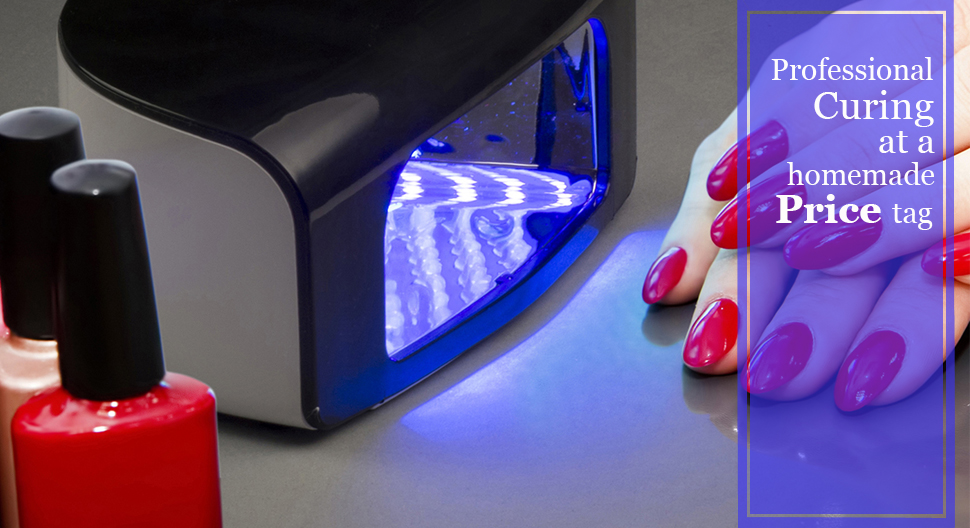 Amazon.com : LED Nail Dryer Lamp for Quickly Dry - Belmint ...