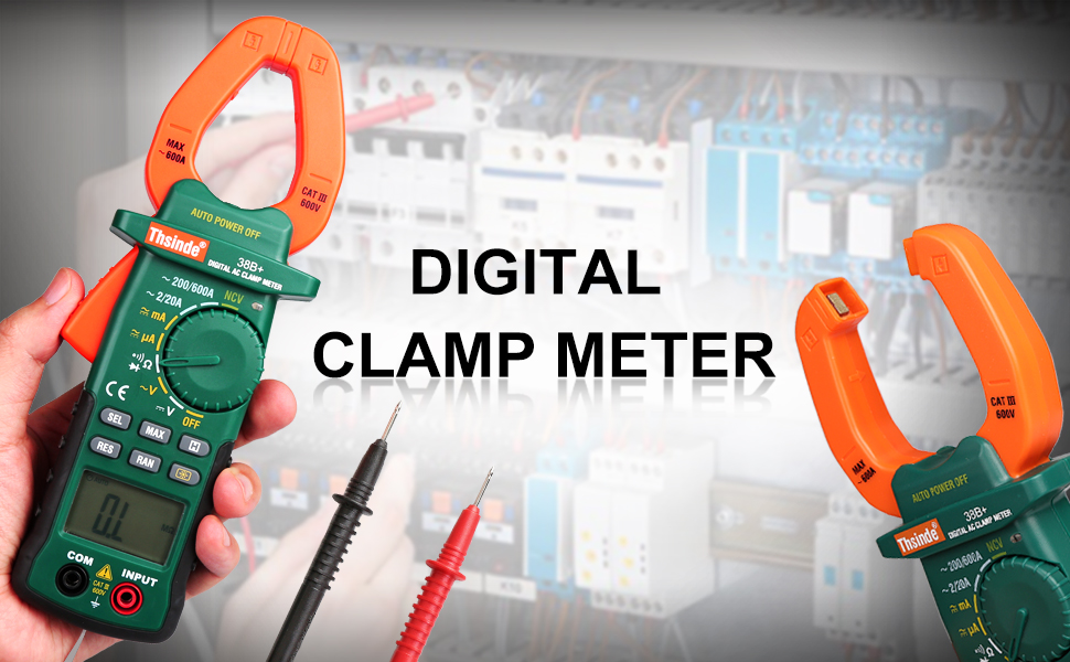 ... etc., and the test value of this digital multimeter is more accurate than all of them on the market,with this multiemter can solve the automotive, ...