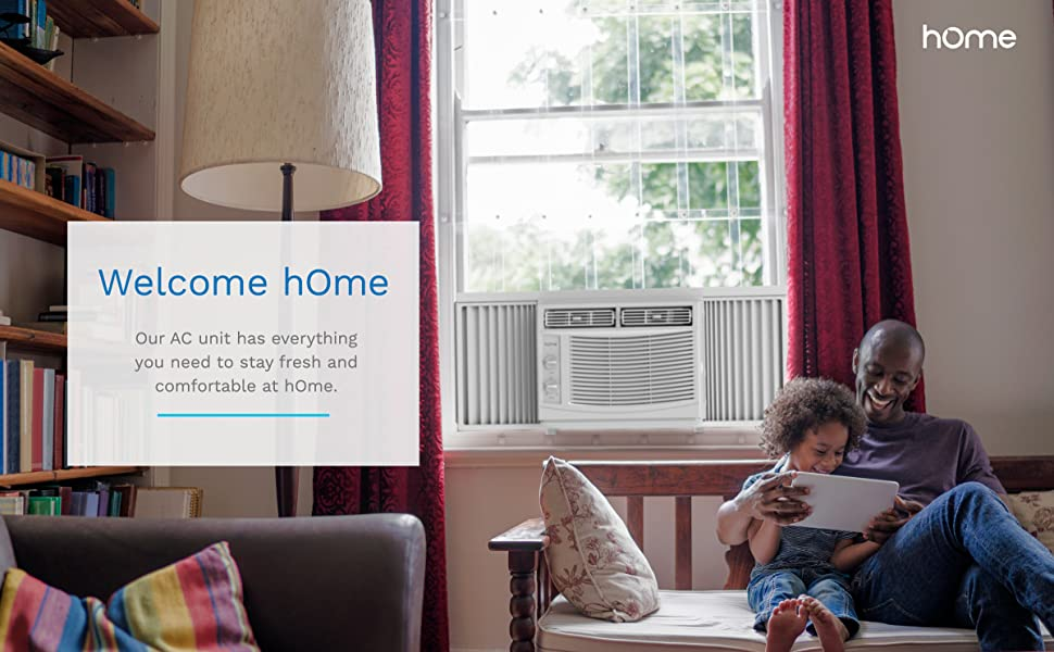 hOmeLabs Window AC for Living rooms
